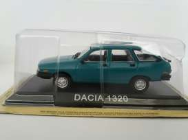 Magazine Models - Dacia  - magLCda1320gn : Dacia 1320 *Legendary cars*, green