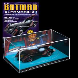 Batman  - black - 1:43 - Magazine Models - bat014 - magBAT014 | Toms Modelautos