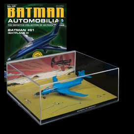 Batman  - blue - 1:43 - Magazine Models - bat045 - magBAT045 | Tom's Modelauto's