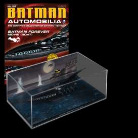 Batman  - black - 1:43 - Magazine Models - bat052 - magBAT052 | Tom's Modelauto's