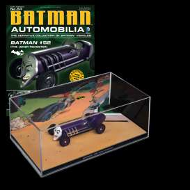 Batman  - purple - 1:43 - Magazine Models - bat053 - magBAT053 | Toms Modelautos