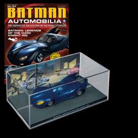 Batman  - blue - 1:43 - Magazine Models - BAT054 - magBAT054 | Toms Modelautos