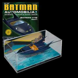 Batman  - blue - 1:43 - Magazine Models - bat056 - magBAT056 | Toms Modelautos