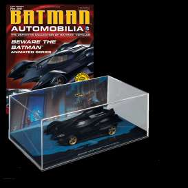 Batman  - black - 1:43 - Magazine Models - bat058 - magBAT058 | Tom's Modelauto's