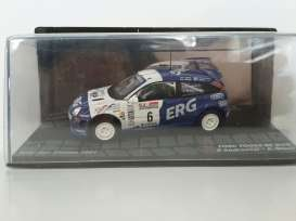 Magazine Models - Ford  - MagRAFo2001 : 2001 FORD FOCUS WRC #6 RALLYE San Marino P. Andreucci/ A. Giusti