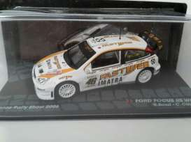 Magazine Models - Ford  - MagRAFo2006 : 2006 FORD FOCUS RS WRC #46 Monza RALLYE Show Valentino Rossi/ C.Cassina