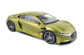 Norev - Citroen  - nor181700 : 2016 Citroen DS E-Tense, green metallic