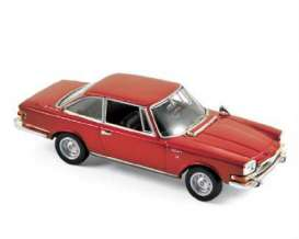 Glas  - 1967 red metallic - 1:43 - Norev - nor820527 | Tom's Modelauto's