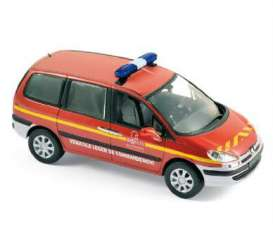 Peugeot  - 2008 red - 1:43 - Norev - nor478709 | Tom's Modelauto's