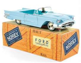 Ford  - aquamarine - 1:43 - Norev - CL2712 - norCL2712 | Tom's Modelauto's