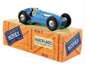 Talbot  - blue - 1:43 - Norev - CL5811 - norCL5811 | Tom's Modelauto's