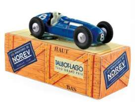 Talbot  - blue - 1:43 - Norev - CL5812 - norCL5812 | Tom's Modelauto's