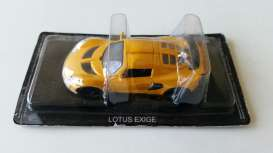 Magazine Models - Lotus  - magSCExige : Lotus Exige, orange