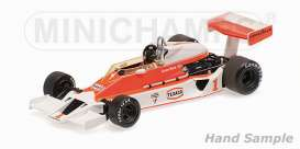McLaren Ford - 1977 red/white - 1:43 - Minichamps - mc435770101 | Tom's Modelauto's