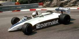 Brabham Ford - 1982 white/blue - 1:43 - Minichamps - mc435820102 | Tom's Modelauto's