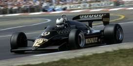 Lotus Renault - 1983 black - 1:43 - Minichamps - mc417830012 | Tom's Modelauto's