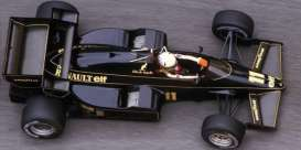Lotus Renault - 1984 black - 1:43 - Minichamps - mc417840011 | Tom's Modelauto's