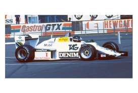 Williams Ford - 1983 white/black - 1:18 - Minichamps - mc117830002 | Tom's Modelauto's