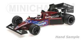 Tyrrell Ford - 1984  red-brown/dark blue - 1:18 - Minichamps - 117840003 - mc117840003 | Tom's Modelauto's