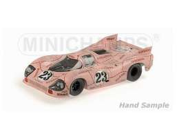 Porsche  - 1971 dirty/pink - 1:18 - Minichamps - mc180716924 | Tom's Modelauto's