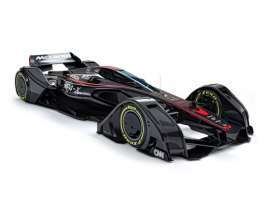 McLaren  - 2015 black - 1:43 - Minichamps - 537133600 - mc537133600 | Tom's Modelauto's