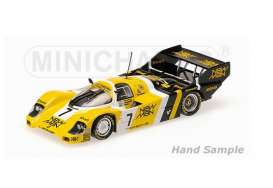 Porsche  - 1984 yellow/black/white - 1:18 - Minichamps - mc540841807 | Tom's Modelauto's
