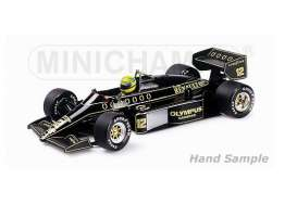Lotus Renault - 1985 black/yellow - 1:12 - Minichamps - 540851212 - mc540851212 | Tom's Modelauto's