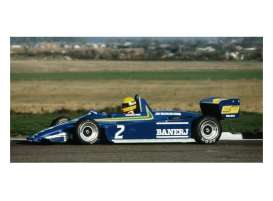 Ralt Toyota - 1982 blue/white - 1:43 - Minichamps - 547824302 - mc547824302 | Tom's Modelauto's