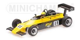 Ralt Toyota - 1982 yellow - 1:43 - Minichamps - 547824311 - mc547824311 | Tom's Modelauto's