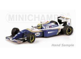 Williams Renault - 1994 white/blue - 1:12 - Minichamps - 547941202 - mc547941202 | Tom's Modelauto's