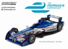 Formula E  - 2016 blue/white - 1:18 - GreenLight - gl18101 | Tom's Modelauto's