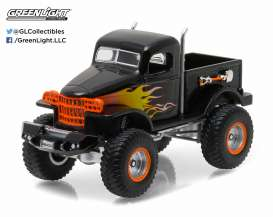 Dodge  - 1941  - 1:64 - GreenLight - 35050A - gl35050A | Toms Modelautos