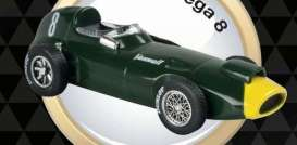 Vanwall  - 1957 green/yellow - 1:43 - Magazine Models - for01 - magfor01 | Toms Modelautos