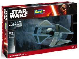 Star Wars  - 1:90 - Revell - Germany - 03603 - revell03603 | Toms Modelautos