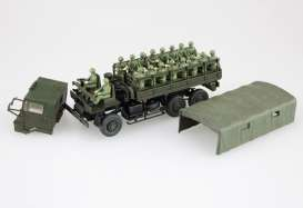 Military Vehicles  - 1:72 - Aoshima - 112093 - abk112093 | Tom's Modelauto's
