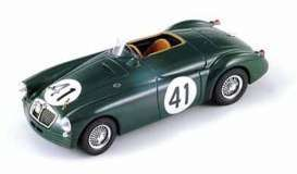 MG  - 1955  - 1:18 - Triple9 Collection - T9-1800162 | Tom's Modelauto's
