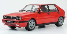 Triple9 Collection - Lancia  - T9-1800171 : 1989 Lancia Delta HF Integrale 16V *Diecast Sealed Body Series*, red