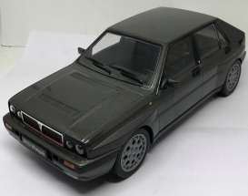 Triple9 Collection - Lancia  - T9-1800172 : 1989 Lancia Delta HF Integrale 16V *Diecast Sealed Body Series*, grey