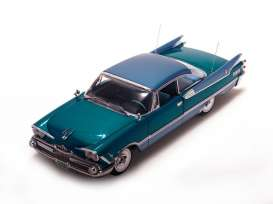 SunStar - Dodge  - sun5491 : 1959 Dodge Custom Royal Lancer hard top sapphire/turquoise