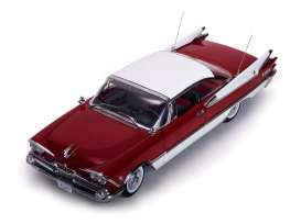 Dodge  - 1959 ruby/pearl - 1:18 - SunStar - 5492 - sun5492 | Tom's Modelauto's