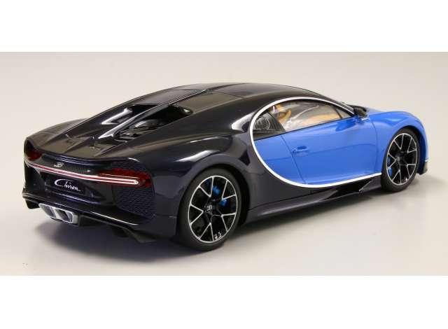 bugatti 2015 french blue atlantic blue 1 18 kyosho kyo9548bbk tom 39 s modelauto 39 s