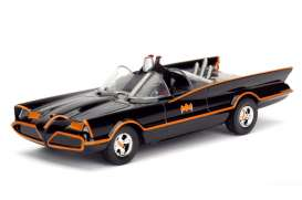 Batman  - *Classic TV Series* 1966 black/red - 1:32 - Jada Toys - 98225 - jada98225 | Tom's Modelauto's