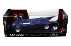 Batman  - blue - 1:24 - NJCroce - NJ3933 | Toms Modelautos