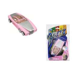 Tomica - Thunderbirds  - to857778 : Thunderbirds FAB 1 with Sound, pink