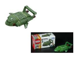 Thunderbirds  - green - Tomica - to839255 | Tom's Modelauto's