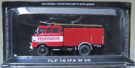 IFA  - TLF16 W50 red - Magazine Models - magfireW50 | Tom's Modelauto's