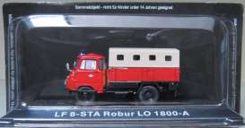 Robur  - red - Magazine Models - fireLO1800 - magfireLO1800 | Tom's Modelauto's