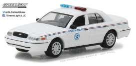 GreenLight - Ford  - gl29891 : 2010 Ford Crown Victoria Police Interceptor United States Postal Service (USPS) (Hobby Exclusive)
