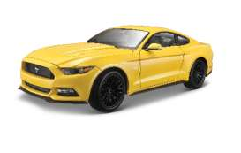 Maisto - Ford  - mai31197y : 2015 Ford Mustang, yellow
