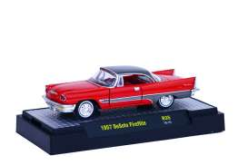 Desoto  - 1957 red - 1:64 - M2 Machines - 32500-35F - M2-32500-35F | Tom's Modelauto's